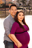 huyen and paul maternity