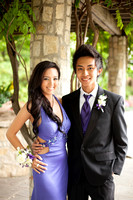 Helen and William Prom